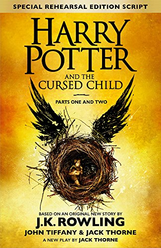 Pre-ordered Harry Potter and the Cursed Child!