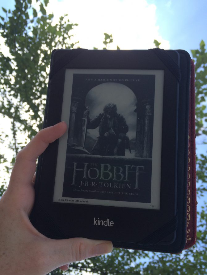 REVIEW: The Hobbit by J.R.R. Tolkien