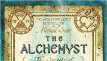 REVIEW: The Secrets of the Immortal Nicholas Flamel Series by Michael Scott