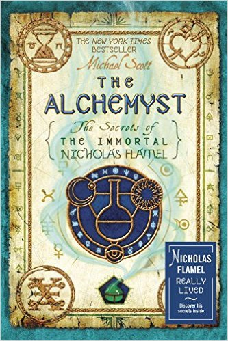 REVIEW: The Secrets of the Immortal Nicholas Flamel Series by Michael Scott