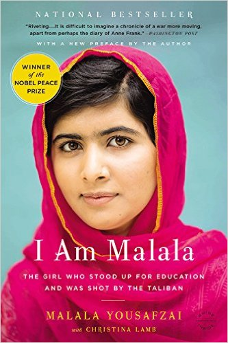 REVIEW: I Am Malala: The Girl Who Stood Up for Education and Was Shot by the Taliban by Malala Yousafzai and Christina Lamb
