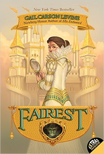 STUDENT REVIEW: FAIREST BY GAIL CARSON LEVINE