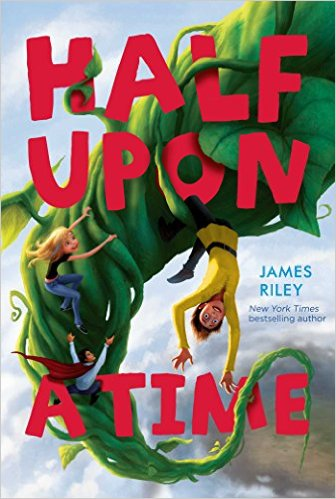 STUDENT REVIEW: HALF UPON A TIME BY JAMES RILEY