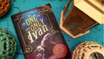REVIEW: The One and Only Ivan by Katherine Applegate
