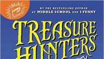 STUDENT REVIEW: TREASURE HUNTERS-SECRET OF THE FORBIDDEN CITY BY JAMES PATTERSON