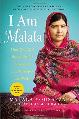 STUDENT REVIEW: I am Malala by Malala Yousafzai