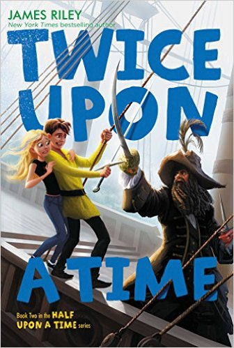 STUDENT REVIEW: Twice Upon A Time by James Riley
