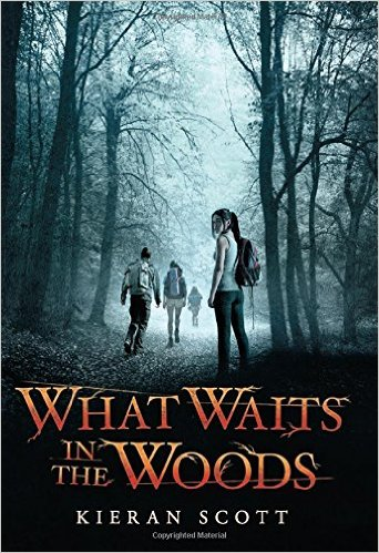 STUDENT REVIEW: What Waits in the Woods by Kieran Scott