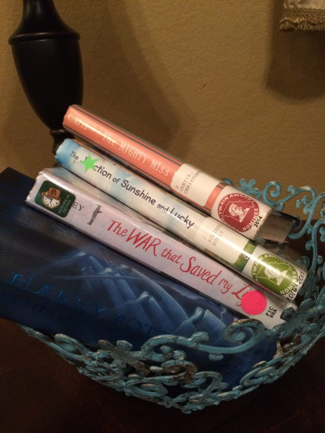 November Wrap Up and December TBR
