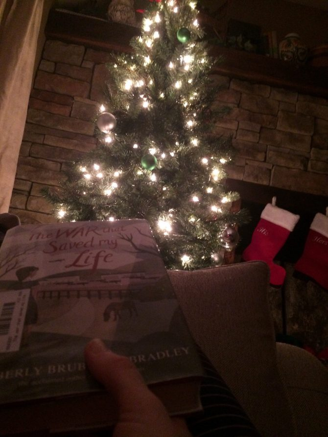 REVIEW: The War That Saved My Life by Kimberly Brubaker Bradley