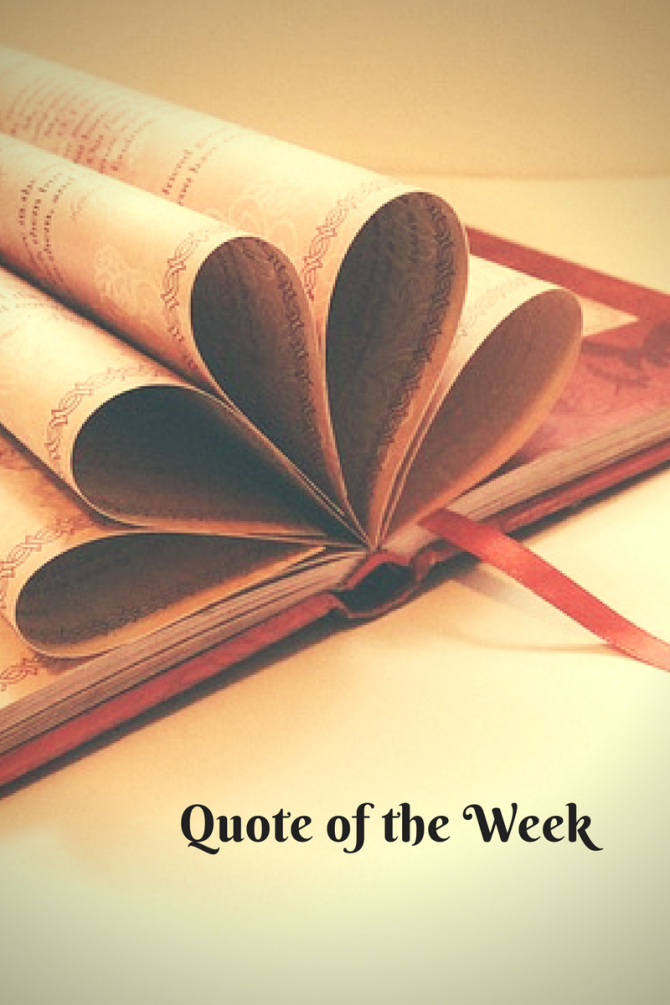 Quote of the Week: Harry Potter and the Deathly Hallows