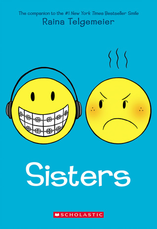 REVIEW: Sisters by Raina Telgemeier