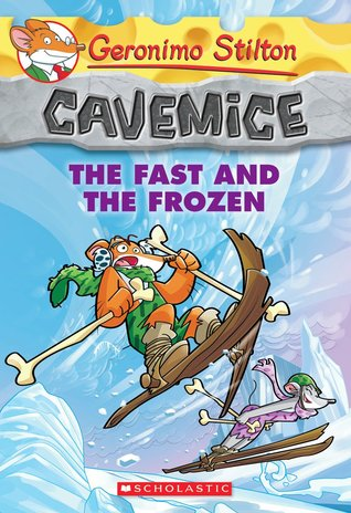 STUDENT REVIEW: The Fast and the Frozen by Geronimo Stilton
