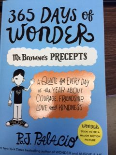 365 Days of Wonder-February 17