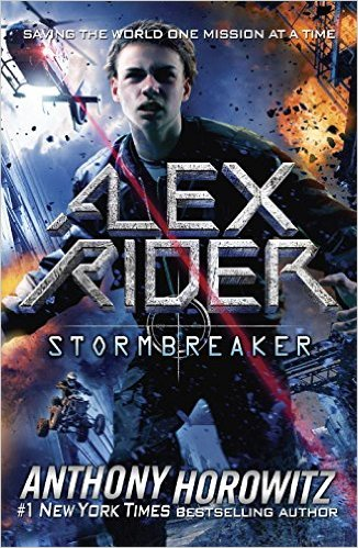 Book Discussion: Stormbreaker