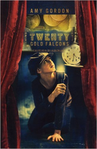 Book Discussion: Twenty Gold Falcons