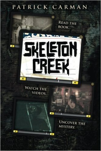 Book Discussion: Skeleton Creek