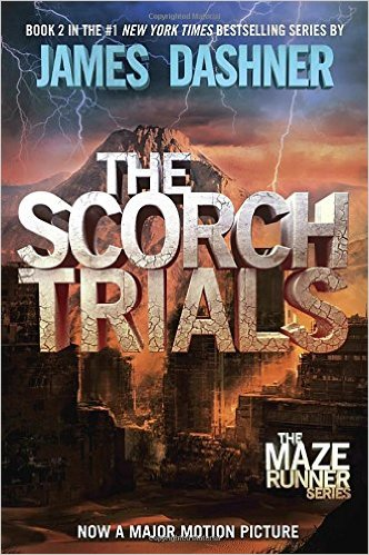 Book Discussion: Scorch Trials