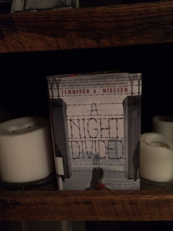 Mini Review: A Night Divided by Jennifer A Nielsen