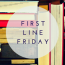 First Line Friday: September 15