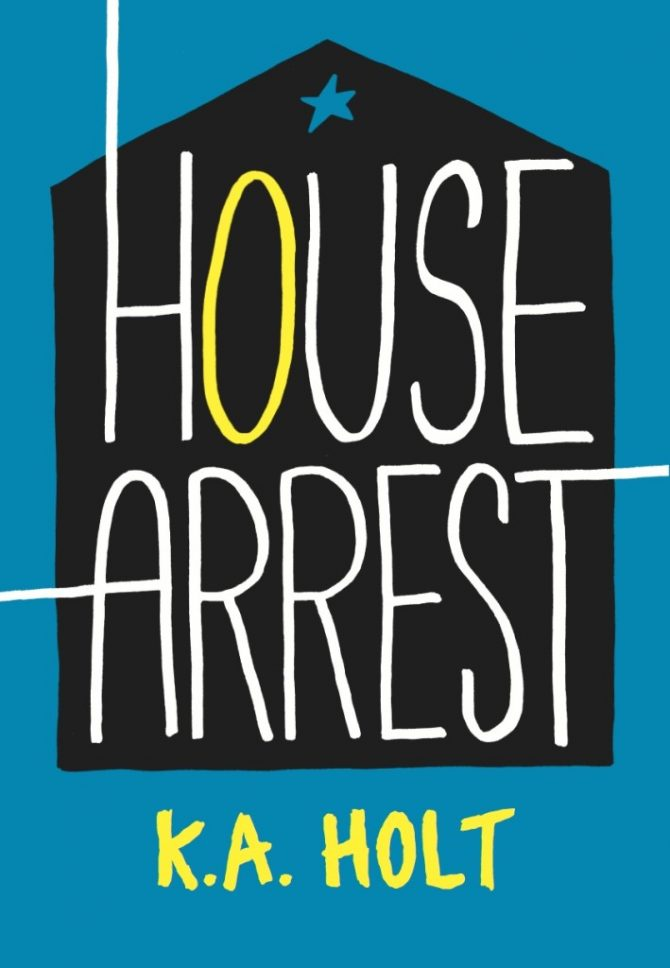 Review: House Arrest by KA Holt