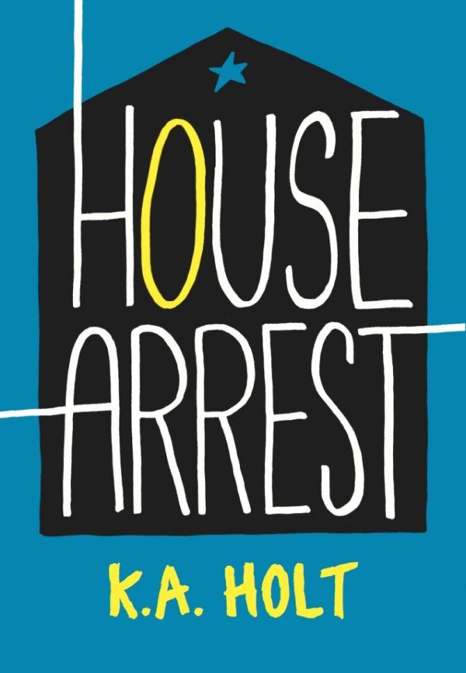 Review: House Arrest by KA Holt