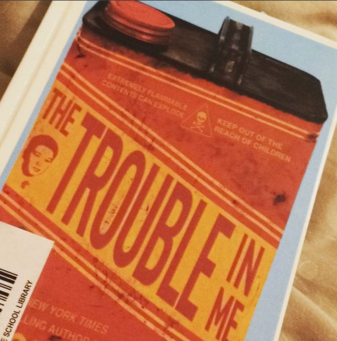 Book Review: The Trouble in Me by Jack Gantos