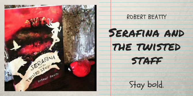 Book Review: Serafina and the Splintered Heart by Robert Beatty