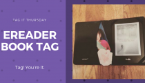 E-Reader Book Tag