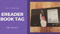 E-Reader Book Tag