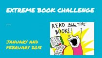 Extreme Book Challenge