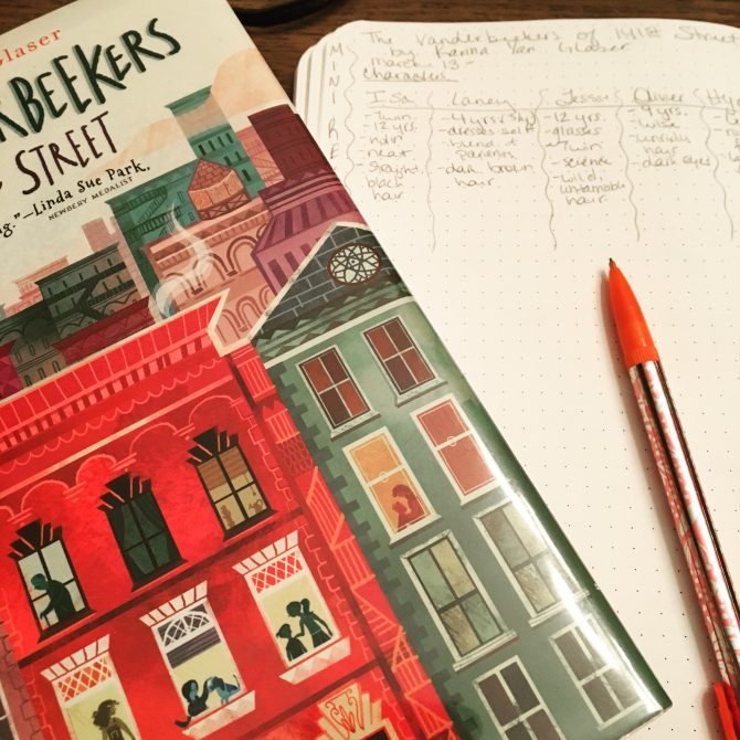 First Glance: The Vanderbeekers of 141st Street by Karina Yan Glaser