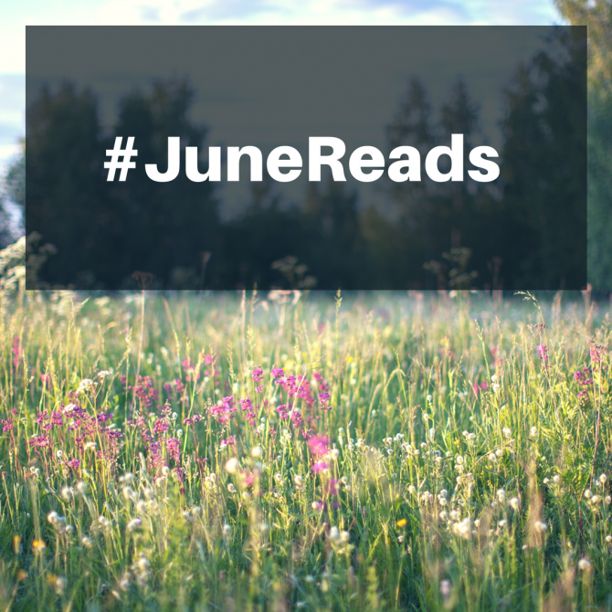 June 2018 Reads