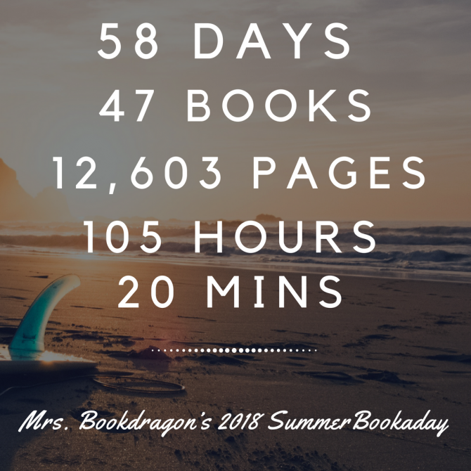 Summer Bookaday Check In