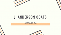 J. Anderson Coats Visit