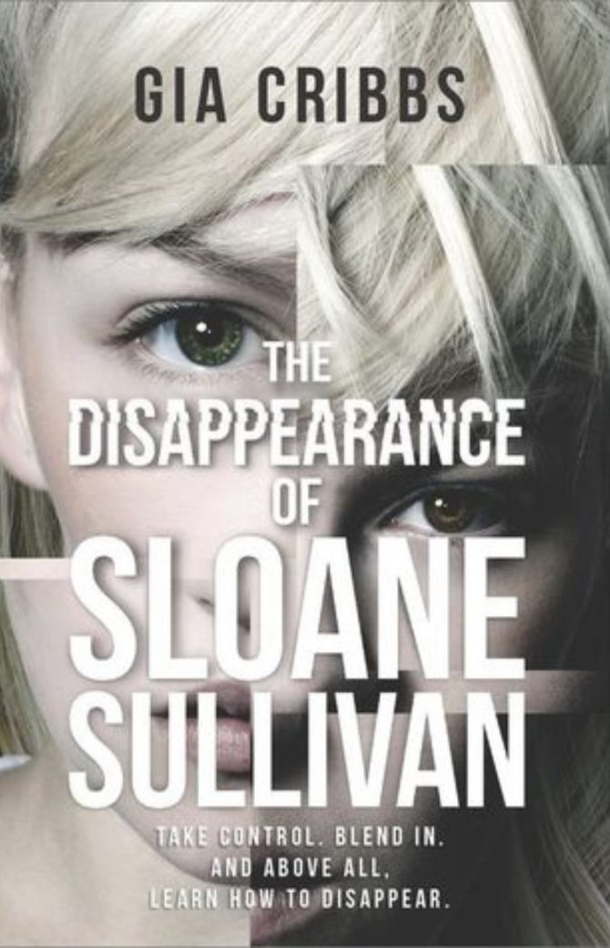 Disappearance of Sloane Sullivan by Gia Cribbs