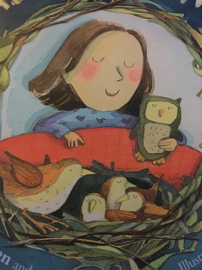 You Nest Here by Jane Yolen and Heidi Stemple