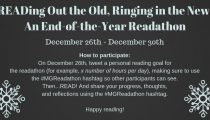 #MGReadathon 2018