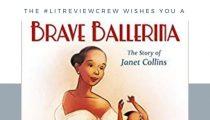 Happy Book Birthday Brave Ballerina!