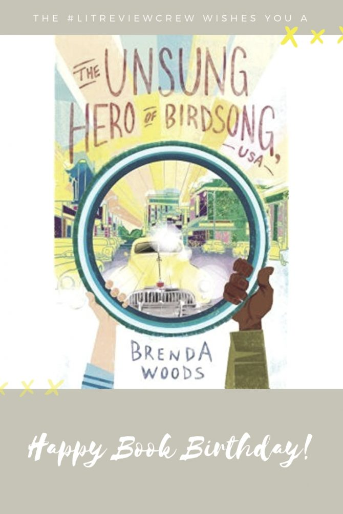 Happy Book Birthday to the Unsung Hero of Birdsong, USA!
