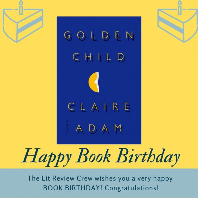 Happy Book Birthday!