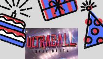 HAPPY BOOK BIRTHDAY, ULTRABALL!