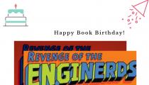 Happy Book Birthday!