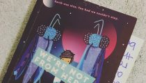 3 THINGS I LOVED ABOUT WE'RE NOT FROM HERE BY GEOFF RODKEY