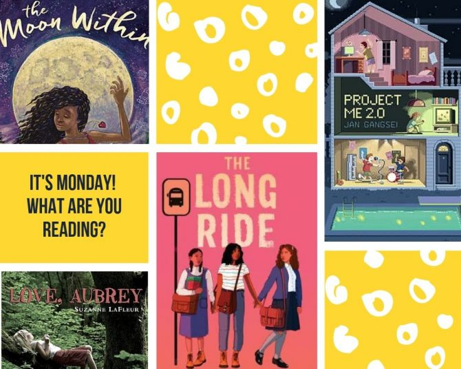 It's (not) Monday! What Are You Reading?