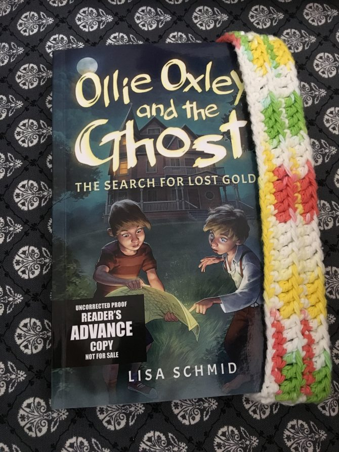 Mini Review: Ollie Oxley and the Ghost