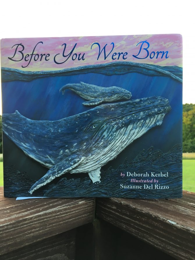 Mini Review: Before You Were Born by Deborah Kerbel Illustrated by Suzanne Del Rizzo