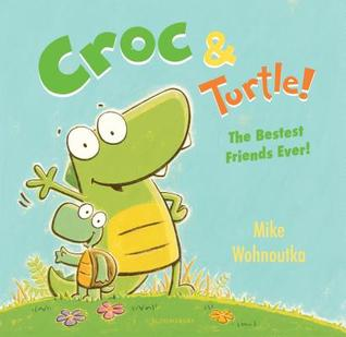 PB Frenzy Review: Croc and Turtle: The Bestest Friends Ever!