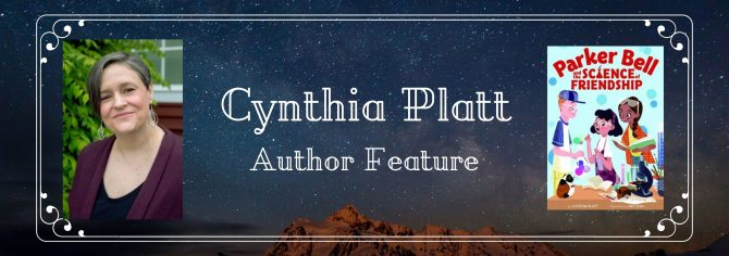 Author Feature: Cynthia Platt