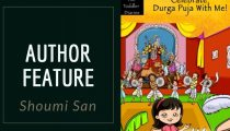 Author Feature: Shoumi Sen